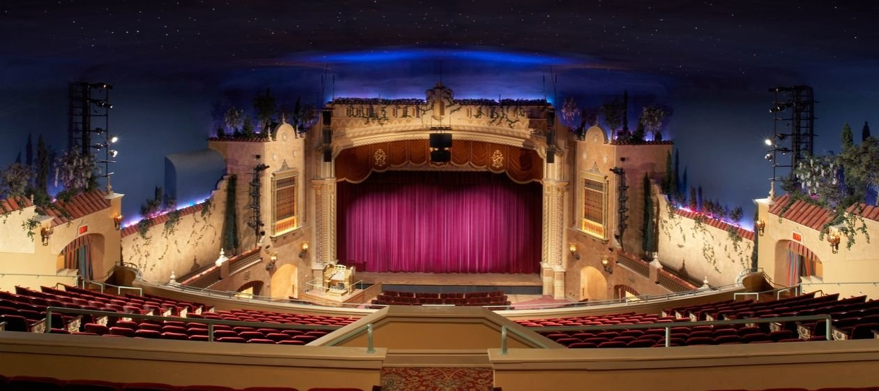 Plaza Theatre Tours