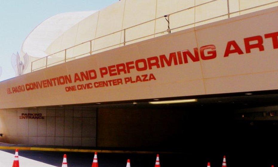 El Paso Convention Center Parking Garage