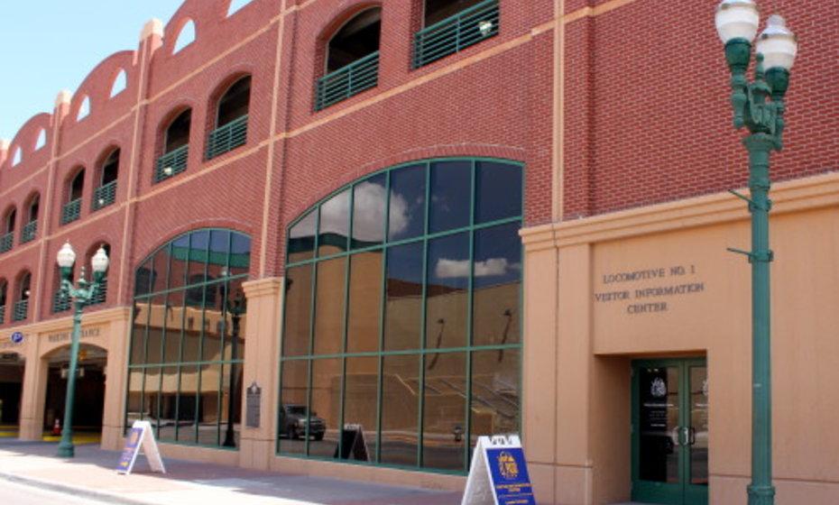 Union Plaza Transit Terminal Parking Garage