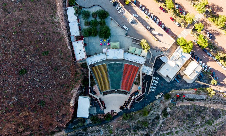 McKelligon Canyon Amphitheatre