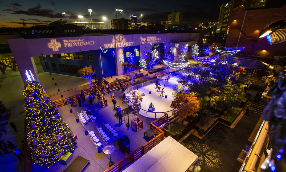 Arts Festival Plaza